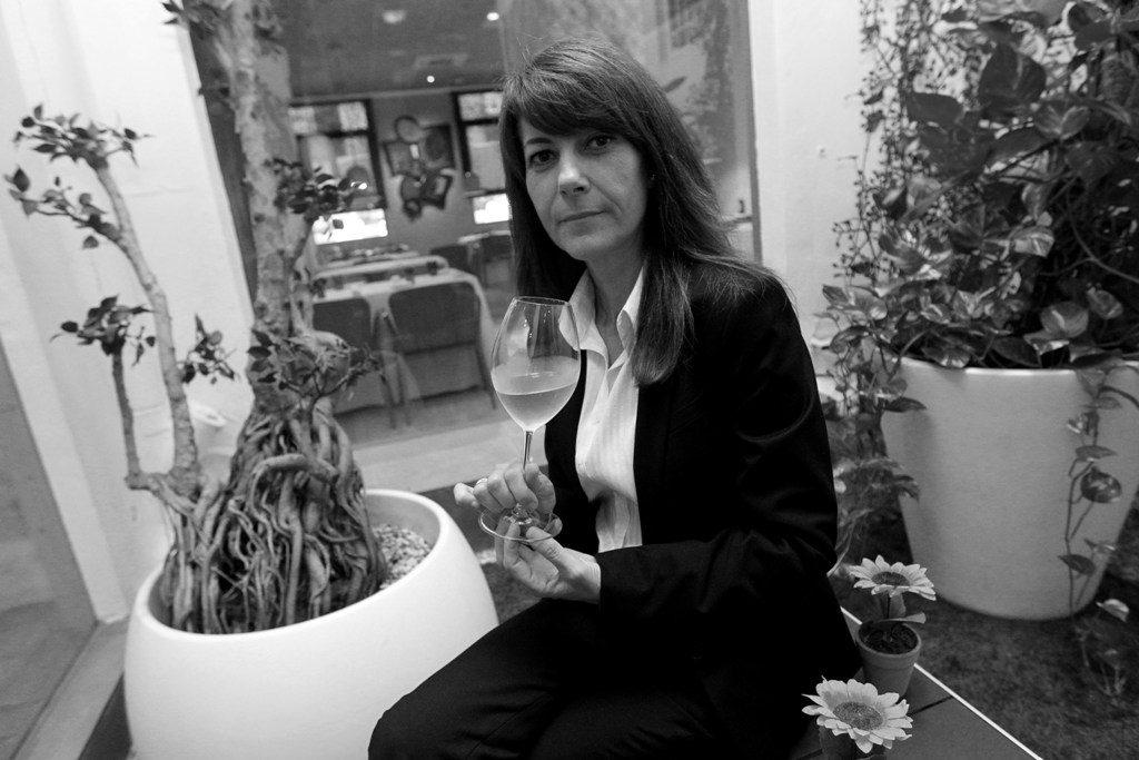 Comunidad Valenciana.Valencia.04/08/2014.Historias con delantal.Manuela Romeral .Restaurante El Poblet .Fotografía de Jesús Signes .